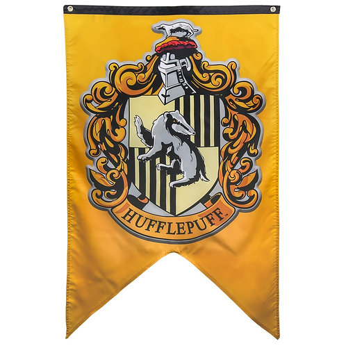 Harry Potter Hufflepuff Banner- Pennant