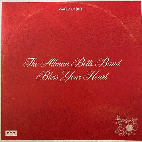 Allman Betts Band: Bless Your Heart Vinyl Record