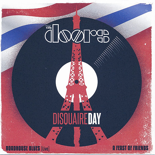 The Doors: Roadhouse Blues Live & Disqaure Day