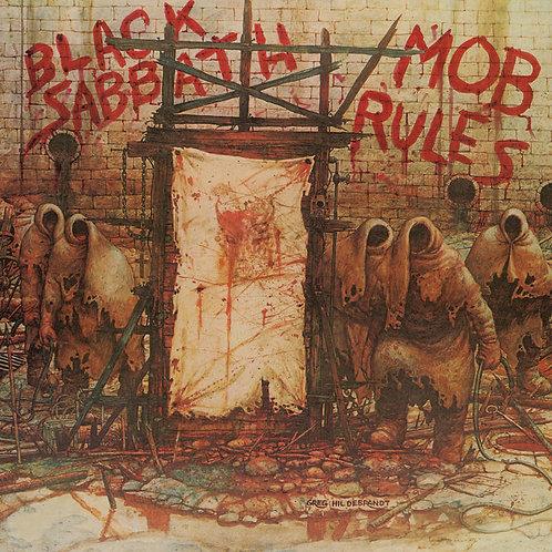 Black Sabbath: Mob Rules Picture Disc
