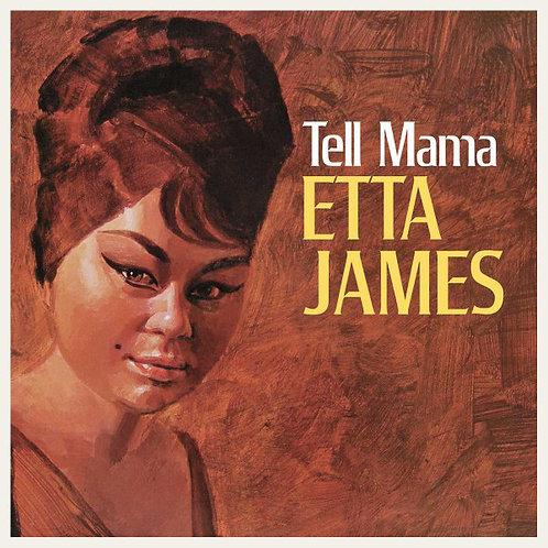 Etta James: Tell Mama Vinyl Record