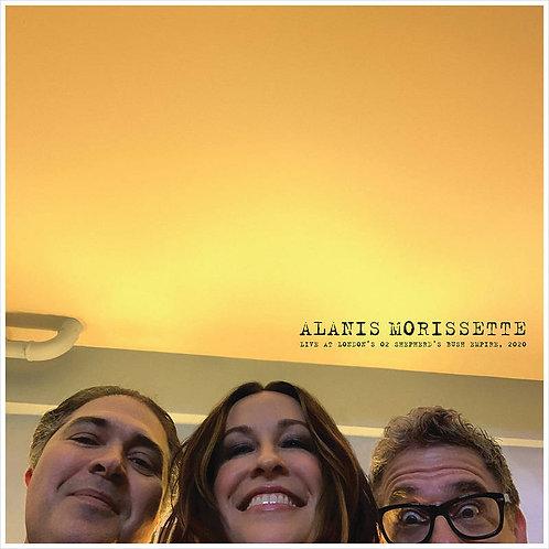 Alanis Morissette Live at London's O2 Shepherd's Bush Empire, 2020