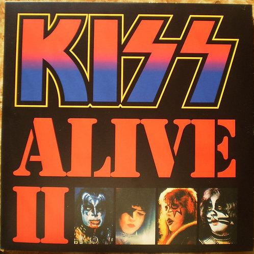 Kiss Alive II Audiophile Vinyl Record