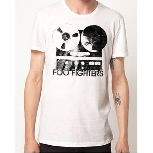 Foo Fighters Reel To Reel T-Shirt