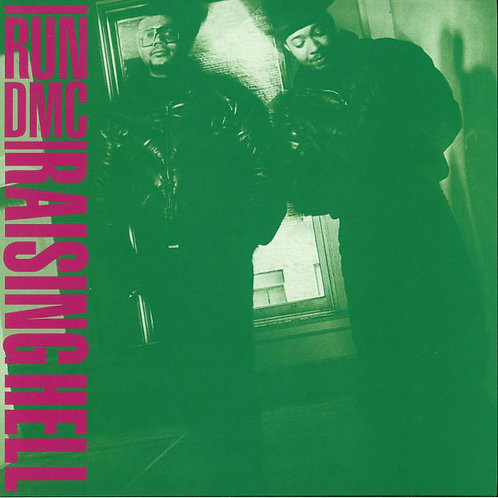 RUN DMC: Raising Hell Vinyl Record