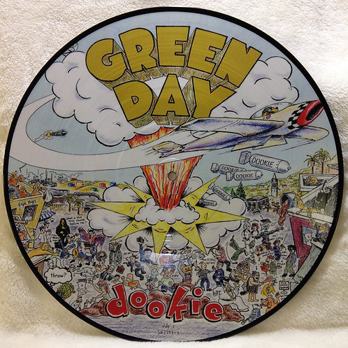 Green Day: Dookie Picture Disc