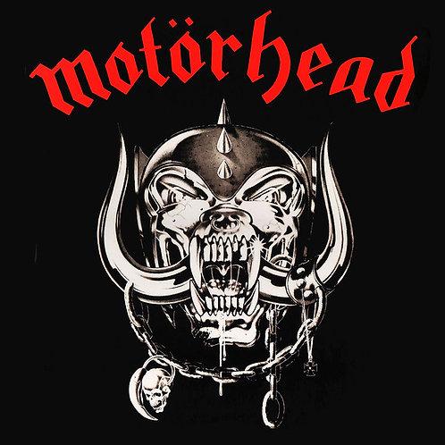 Motorhead S/T Vinyl Record front cover