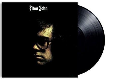 Elton John S/T Remastered 180gr Vinyl Record