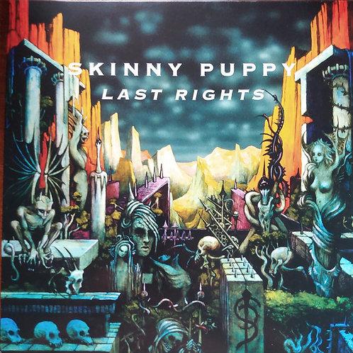 Skinny Puppy – Last Rights Vinyl Record