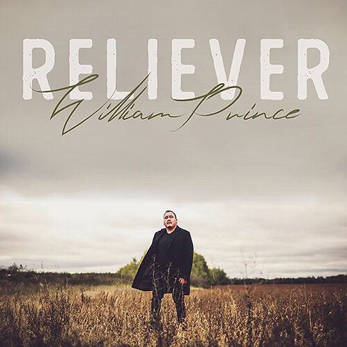 William Prince: Reliever Vinyl Record Front cover