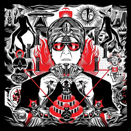 Gerald v. Casale: AKA Jihad Jerry & The Evildoers Vinyl Record