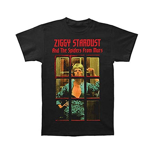David Bowie: Ziggy Stardust T-Shirt