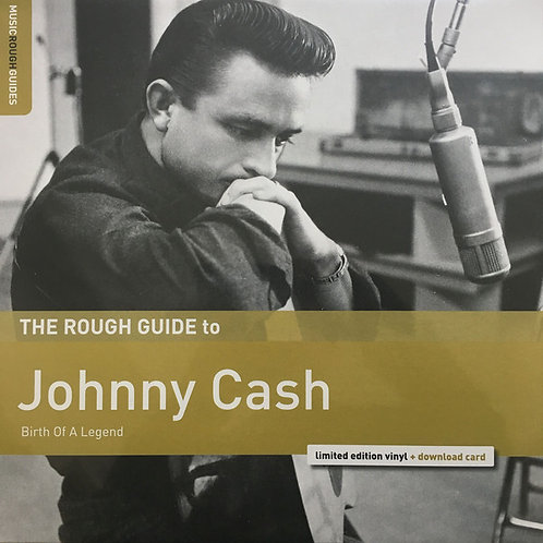Johnny Cash: Rough Guide to Johnny Cash Compilation Vinyl Record