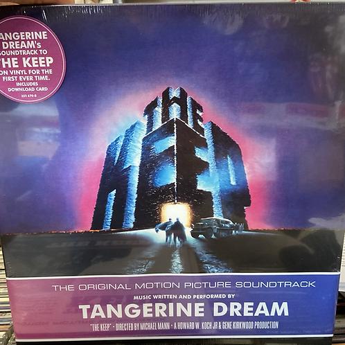 Tangerine Dream: The Keep Soundtrack Vinyl Record