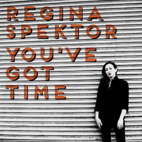 """Regina Spektor: You've Got Time 7"""" 45 RPM"""