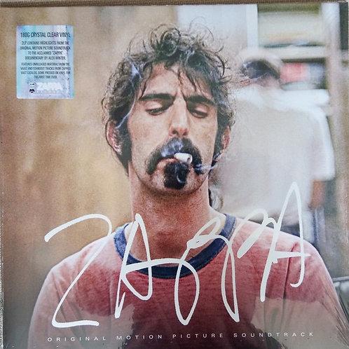 Frank Zappa: Original Movie soundtrack Vinyl Record