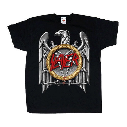 Slayer Eagle Logo  T-Shirt