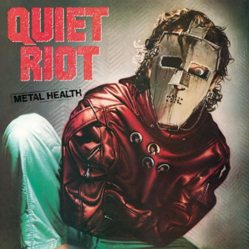 Quiet Riot: Metal Health MOV Vinyl Record