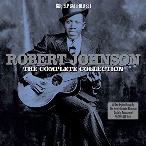 Robert Johnson: The Complete Collection Vinyl Record