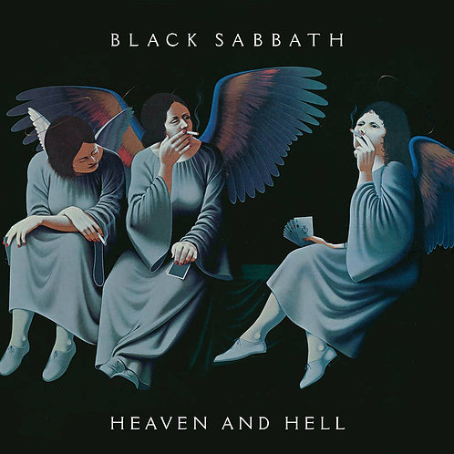 Black Sabbath: Heaven And Hell Picture Disc Vinyl Record