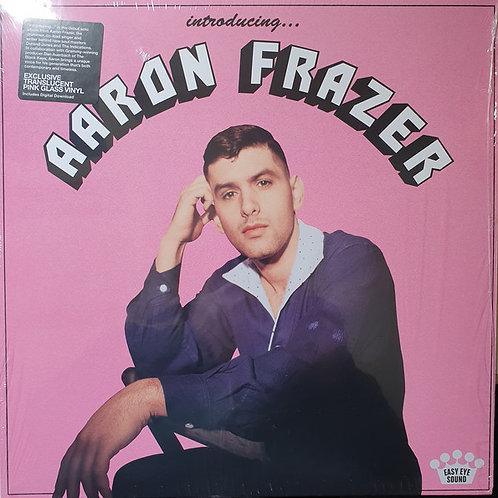 Aaron Frazer: Introducing Aaron Frazer Translucent Pink Vinyl Record