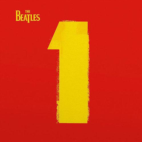Beatles 1 Deluxe Vinyl Record