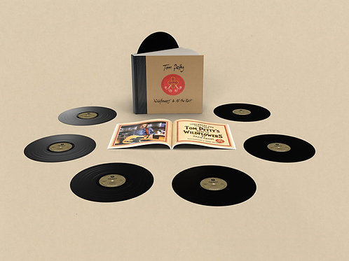 Tom Petty: Wildflowers & All The Rest 7 LP Set