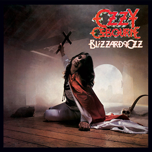 Ozzy Osbourne: Blizzard Of Oz Vinyl Record