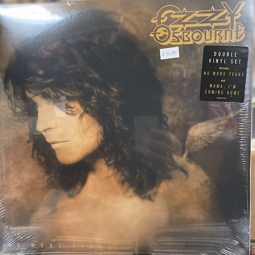 Ozzy Osbourne: No More Tears Double Vinyl Record