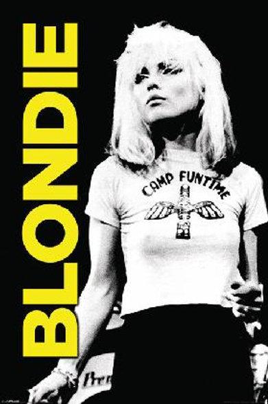 Blondie (Debbie Harry) Poster