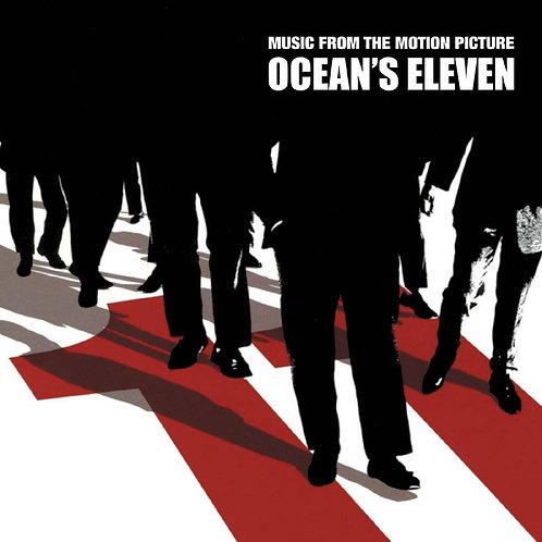 Ocean's Eleven Original Motion Picture Soundtrack Vinyl Record