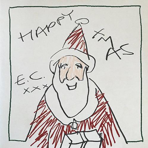 Eric Clapton: Happy Xmas Vinyl Record
