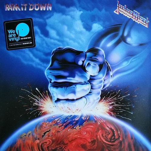 Judas Priest: Ram It Down Vinyl Record
