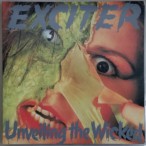Exciter: Unveiling The Wicked RSD Vinyl Record