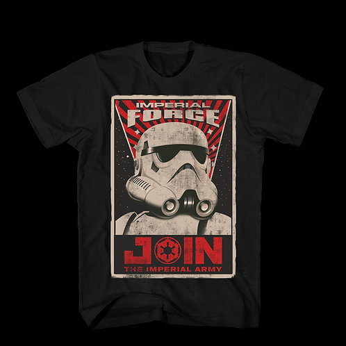 Star Wars Stormtrooper Imperial Force Join The Imperial Army