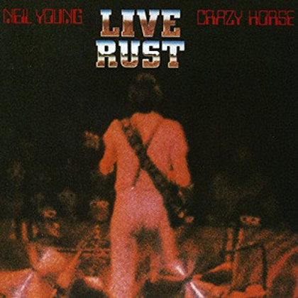 Neil Young: Live Rust Double Vinyl Record