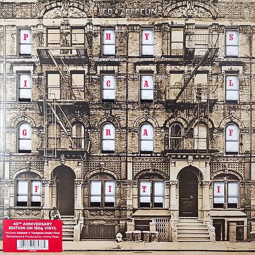 Led Zeppelin: Physical Graffiti Vinyl Record