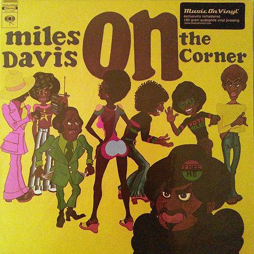 Miles Davis: On The Corner Vinyl Record (MOV)