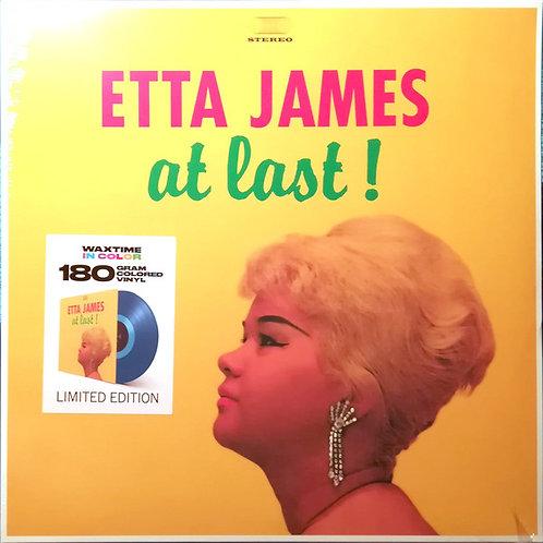 Etta James: At Last! Vinyl Record