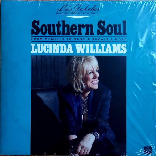 Lucinda Williams: Southern Soul: From Memphis To Muscle Shoals Vinyl Record