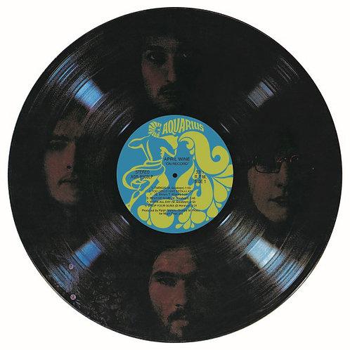 April Wine: On Record Green Vinyl