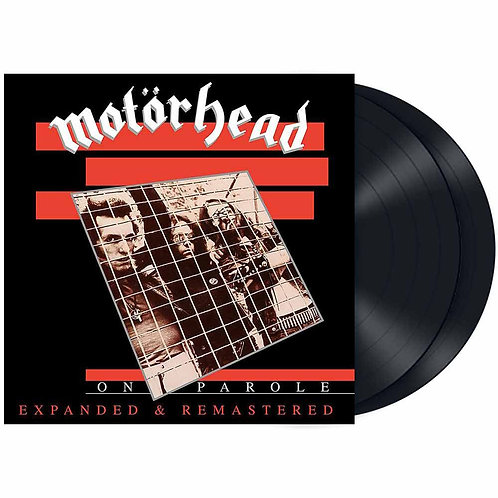 Motorhead: On Parole Expanded and Remastered