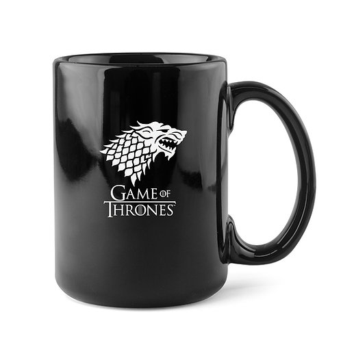 Game Of Thrones Stark Coffee Mug
