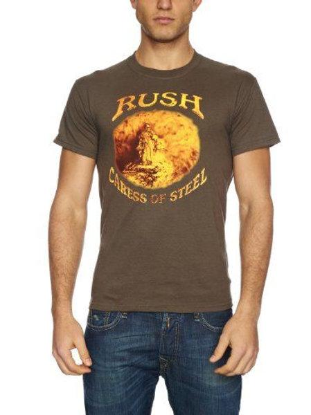 Rush Caress Of Steel T-Shirt