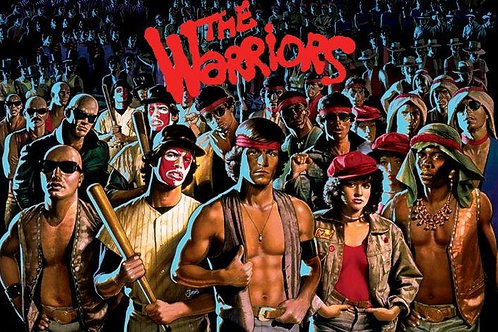 Warriors, The: Poster