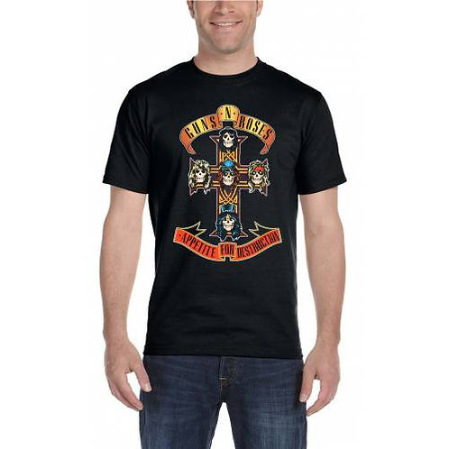 Guns N' Roses Appetite For Destruction T-Shirt