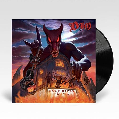 Dio: Holy Diver Live (3lp Lenticular Ltd Ed)
