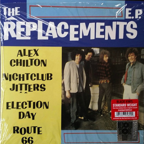 Replacements, The: The Replacements E.P. Vinyl Record