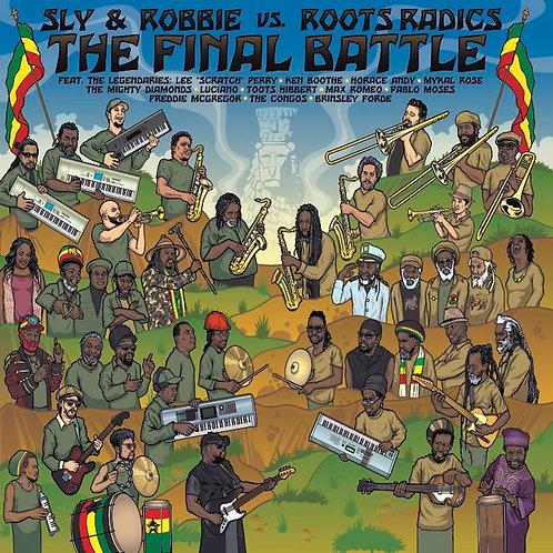 Sly & Robbie vs Roots Radics Vinyl Record