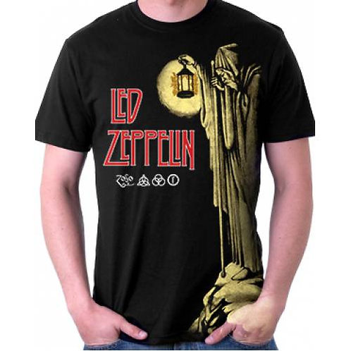 Led Zeppelin IV Stairway To Heaven T-Shirt